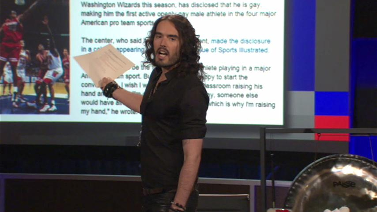 BrandX with Russell Brand: Everybody’s Doin’ It!