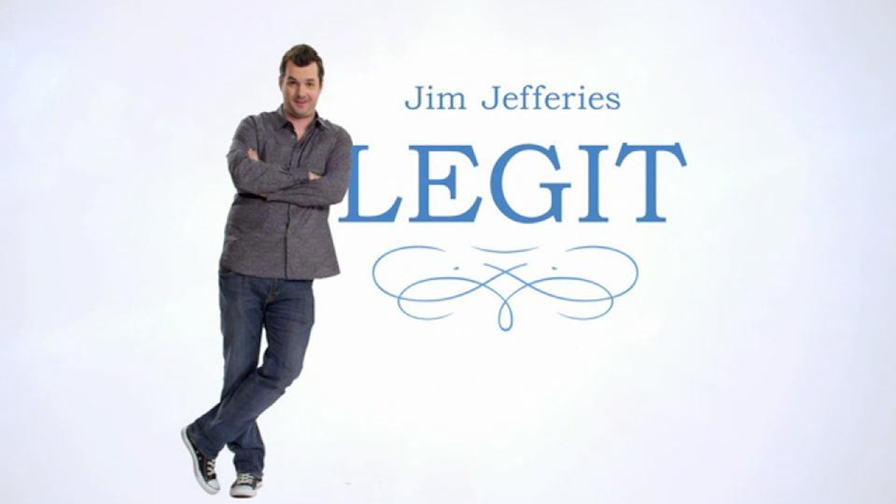 Jim Jefferies On Well-Being