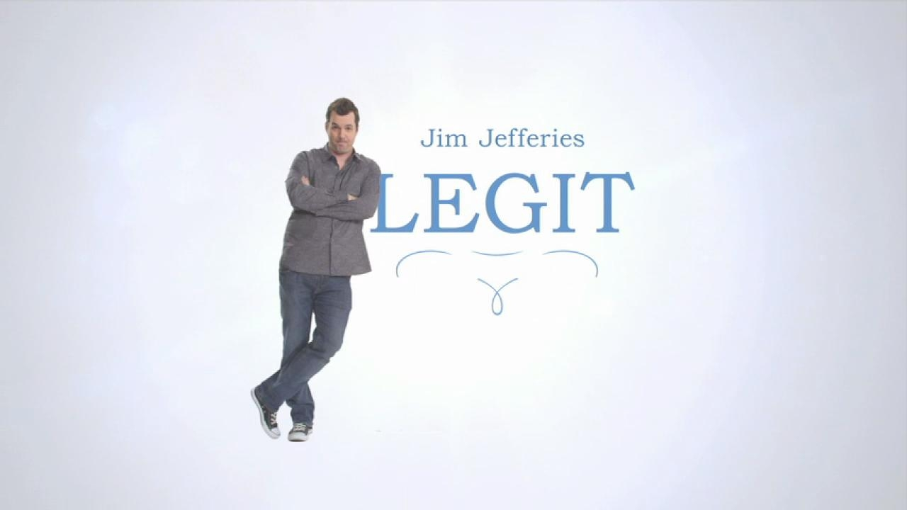 Jim Jefferies On Sobriety