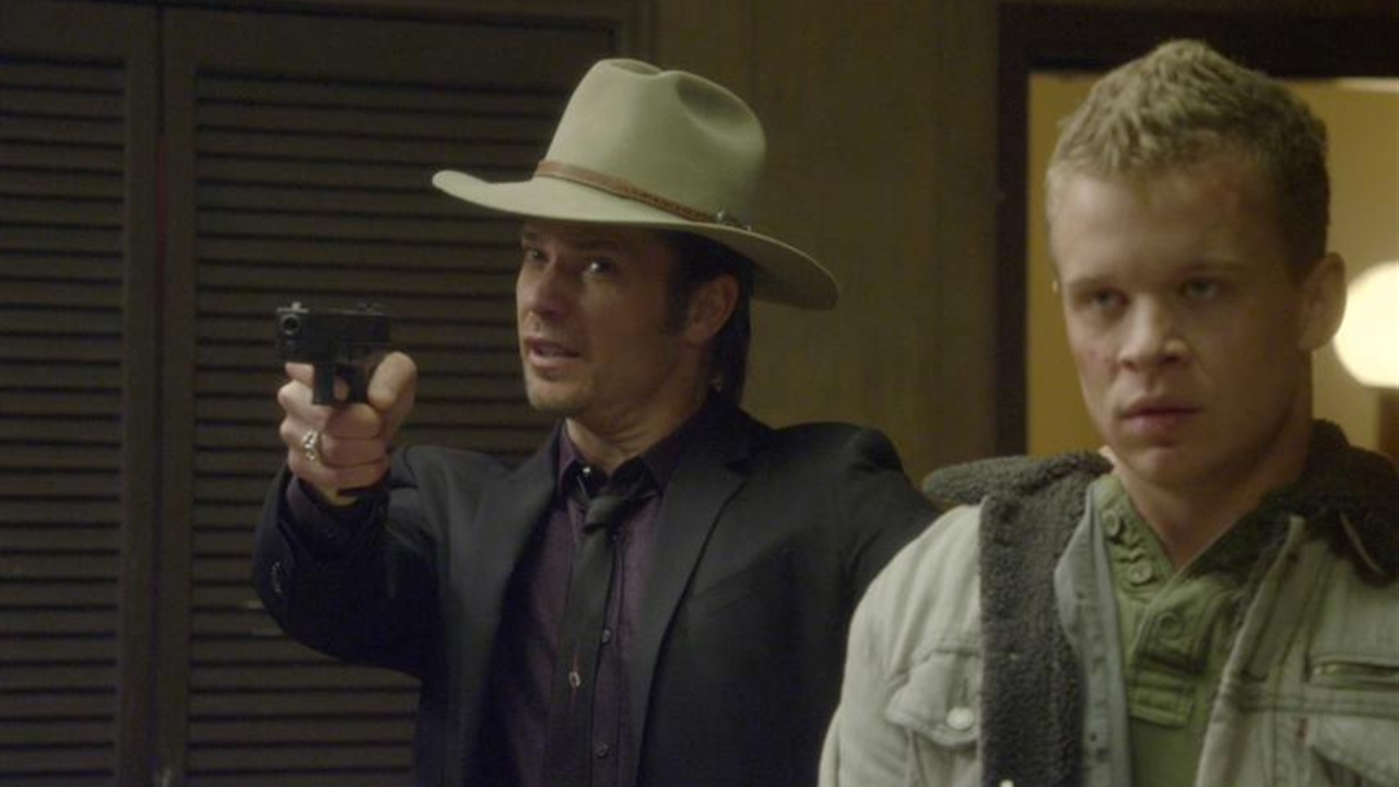 Justified: Quick Shot: Week 12