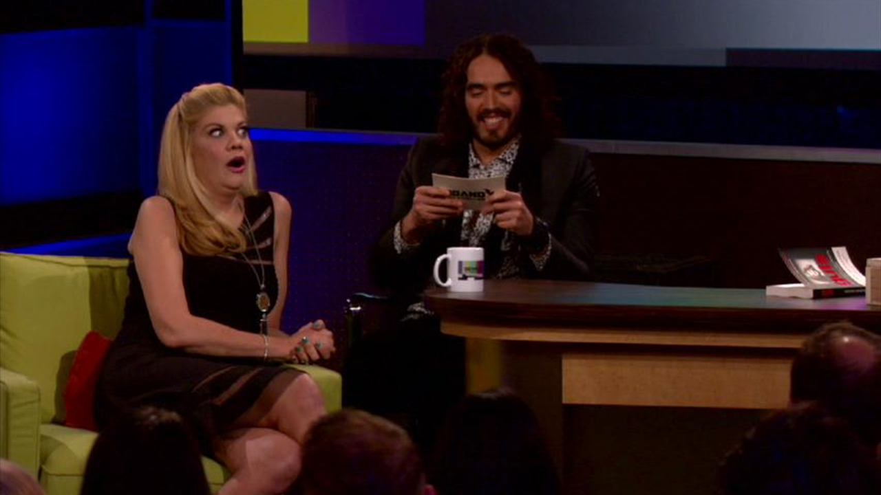Confessions with Kristen Johnston?